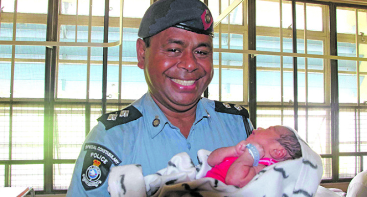 Police Inspector Turns Midwife As Baby Born In Taxi