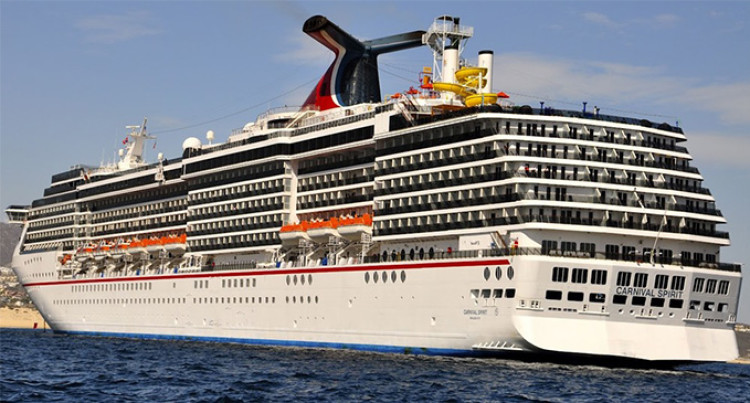 Carnival Spirit A Melting Pot With 30 Nationalities on Board