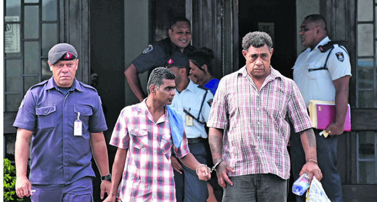 Two Men In Remand, Face Raft Of Charges