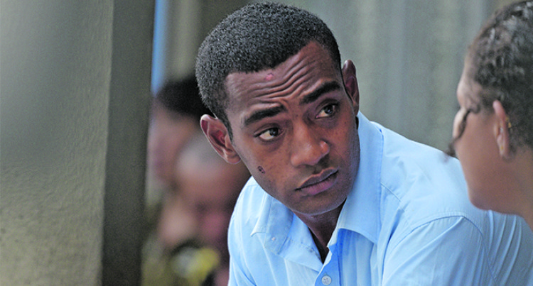 Accused Claims Alleged Robbery Was 'Inside Job'