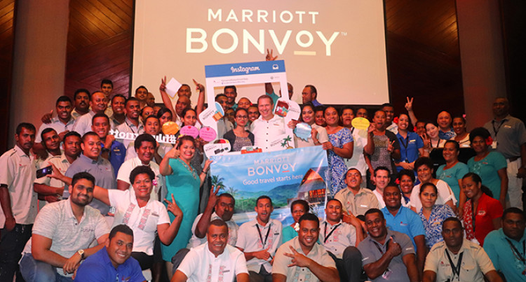 Marriott Here Welcomes New Loyalty Brand Bonvoy