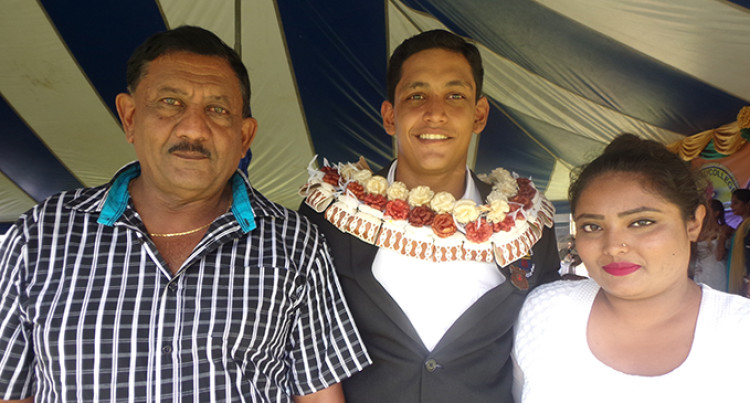 Lautoka Central: Head Boy Praises Dad For Upbringing