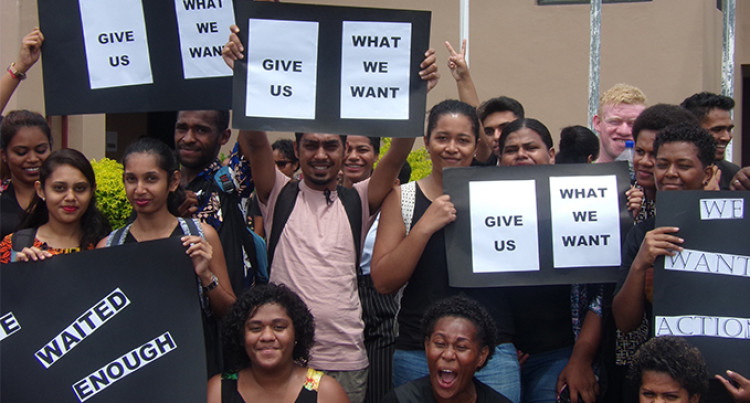 University Of Fiji Breaks Silence On Students Protest