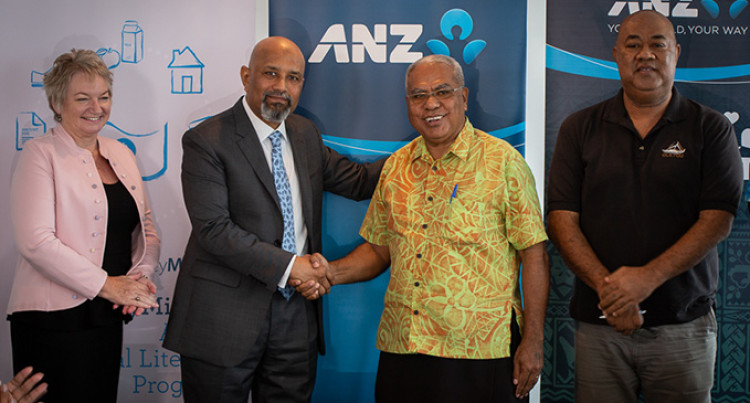 ANZ Partners With Ola Fou To Drive Savings Culture Across Fiji