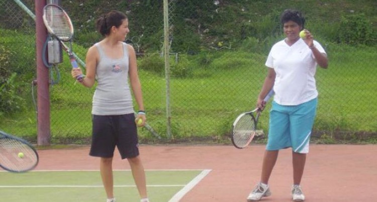 Women In Sports: Bibi Reaching Out For More Women To Be Active In Sports
