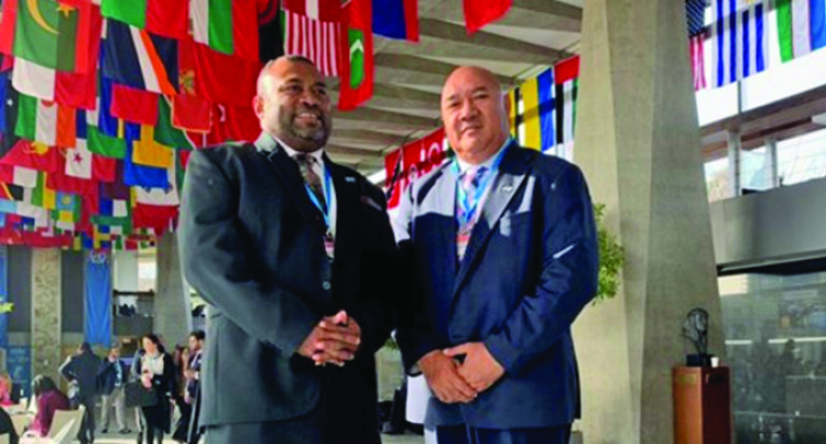 Fiji To Further Strengthen Relationship With WHO