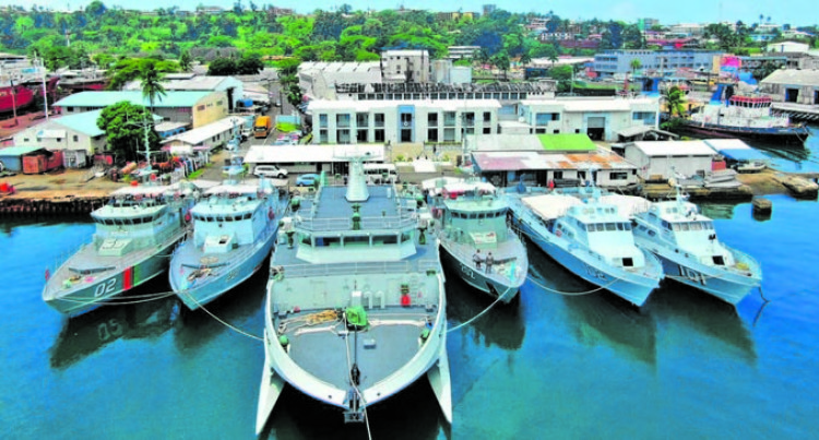 Fijian Navy Unveils Name Of New Hydrographic Survey Vessel