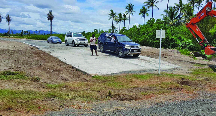 Denarau Access Road Open To Public