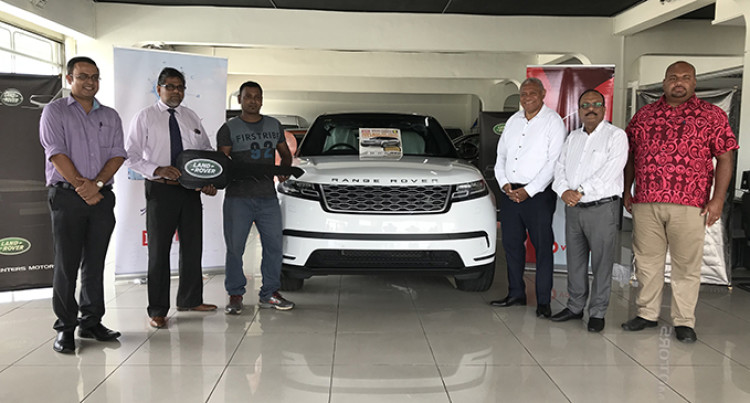 Morris Hedstrom (MH) 150 Years Promotion: Taxi Driver Wins $275,000 Range Rover