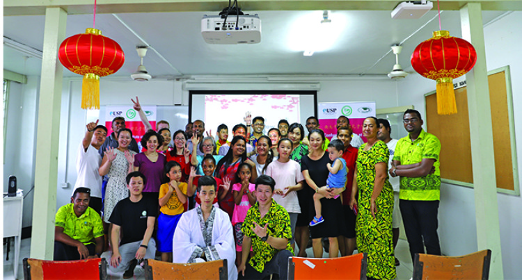 Confucius Institute Celebrates Spring Festival