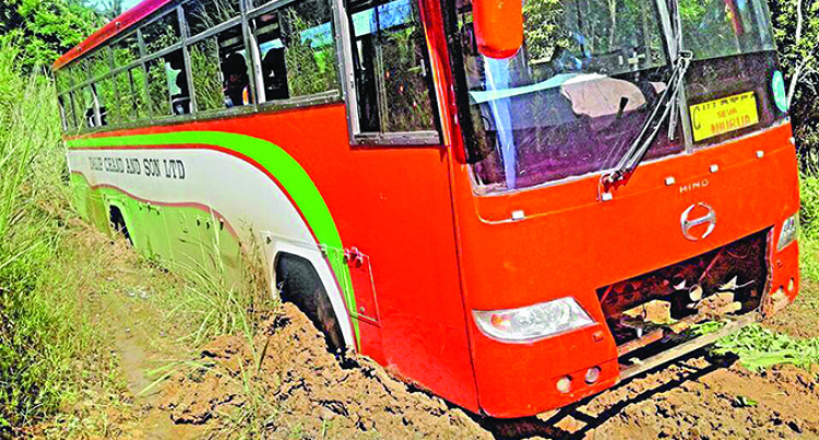 Fix The Roads, Bus Operators Pleads