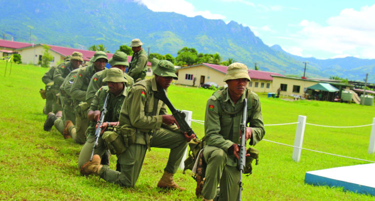 Major Challenges Soldiers To Raise Discipline, Adhere To Ethics
