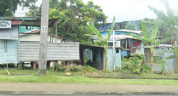Jittu Estate in Raiwaqa, Suva. Photo: Simione Haravanua