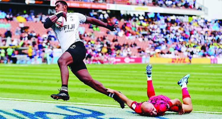 Fiji 7s Coach: Nasoko Is Still Captain