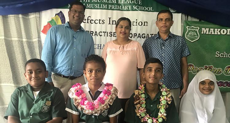 MAKOI MUSLIM PRIMARY SCHOOL: Adi Miliana And Pratik To Lead