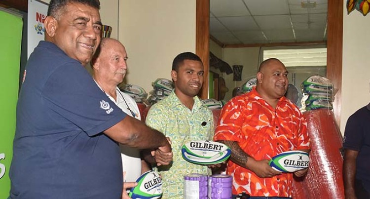 Jack's Of Fiji Continues Support For Nadi Rugby Union