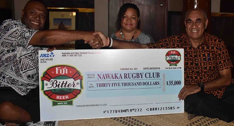 Nawaka 7s Helping Keep Fiji Clean, Healthy