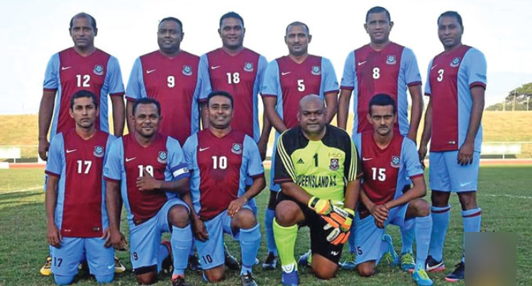 International Veterans Tournament : Nasinu Veterans Fit, Ready