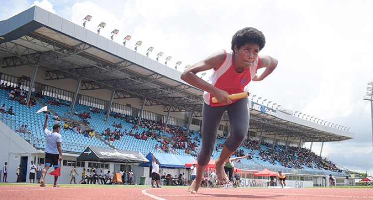 Tovata Athletes Top Nasinu Secondary School Inter-House Meet