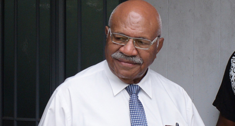 Rabuka: I Want To Contest Party Leader Role In 2022