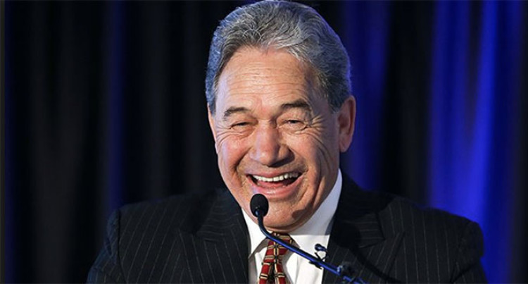 New Zealand Deputy Prime Minister Winston Peters To Visit Fiji Later This Month