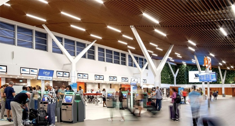 Nadi International Airport Receives Green Airports Recognition