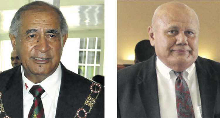 Speaker To Gavoka: Oral Questions Out Of Order