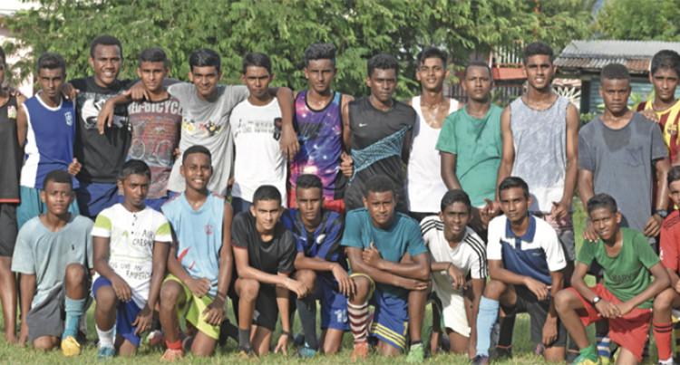 Labasa U16 On Track