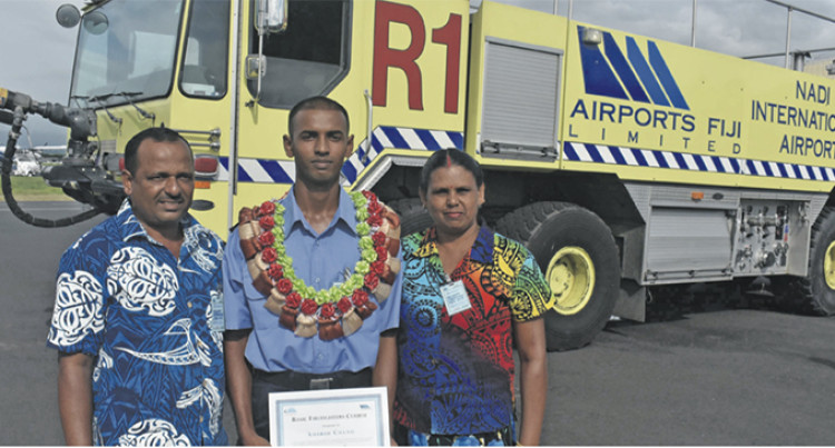 Chand Chases Aviation Dreams