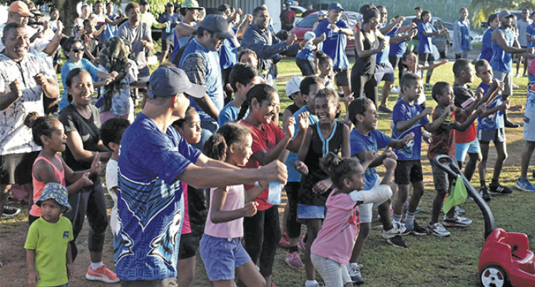 Health, Fitness Message For Fun Run Enthusiasts