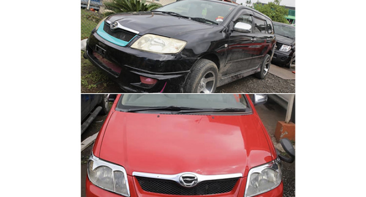 Fiji Police: 2 Men In Custody For Car Theft