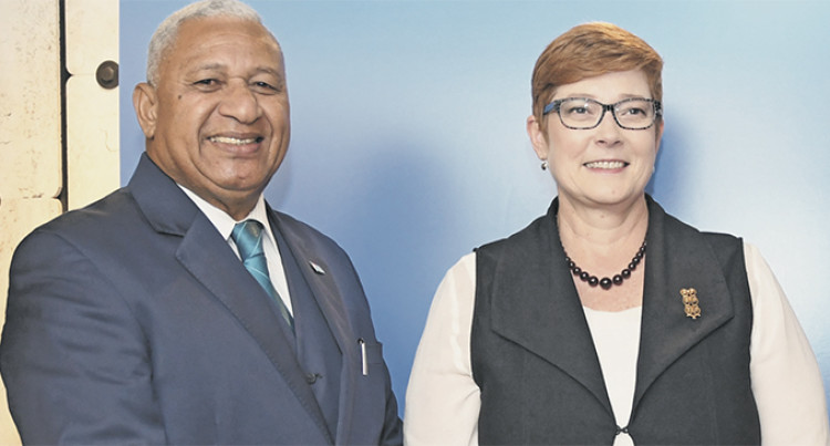 Prime Minister Bainimarama Links Prosperity To Human Rights