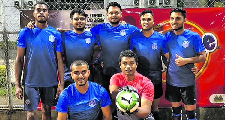 Upsets In Futsal League Opener