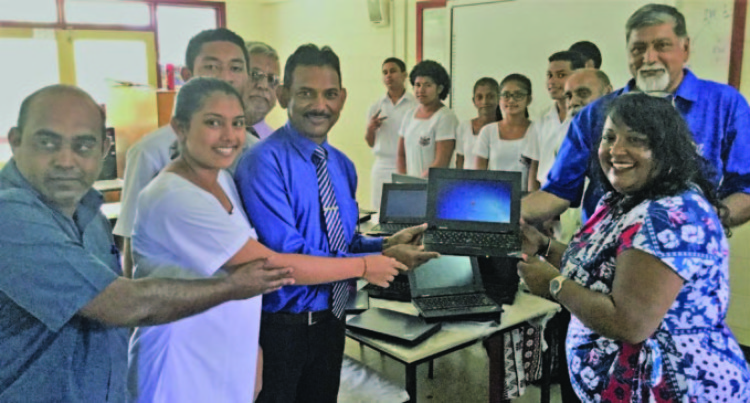 Tilak High Pushes Ahead With eLearning