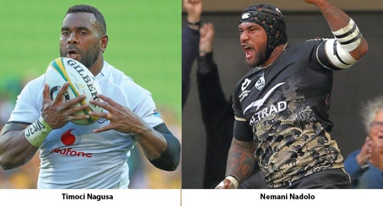 Flying Fijian 2 Retire