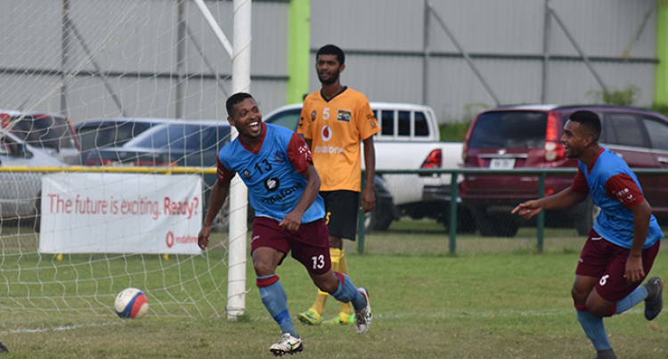 Joseph Mishra Hits 2 In Nasinu Win