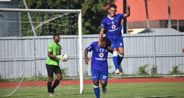 Lautoka FC Too Strong For Rewa FC
