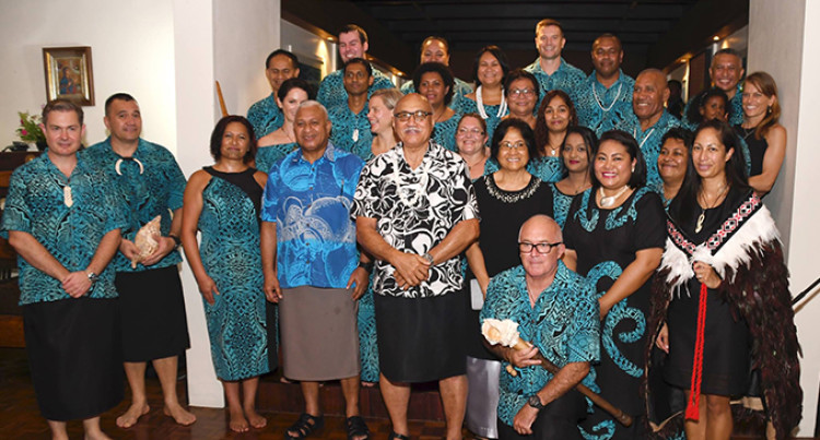 Busy Year Forecast for NZ's Fiji Presence