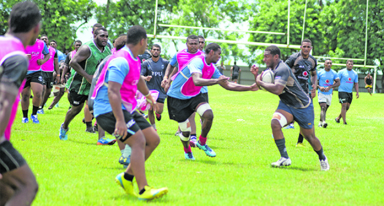 U20 Players To Compete For Spots