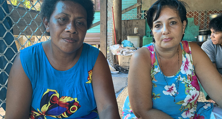 Wives Of 2 Fijian Fishermen Missing At Sea Hopeful That They Will Be Found