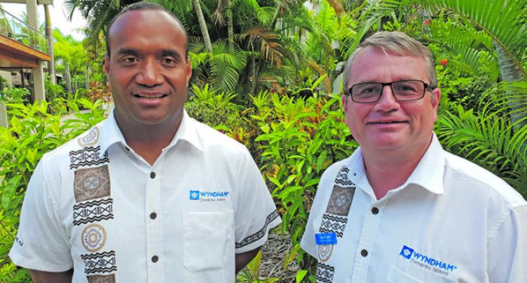 Wyndham Appoints Wesley Biutanaseva And Owen Ealden
