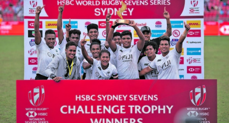 Fijiana 7s Improve From 11th To 9th