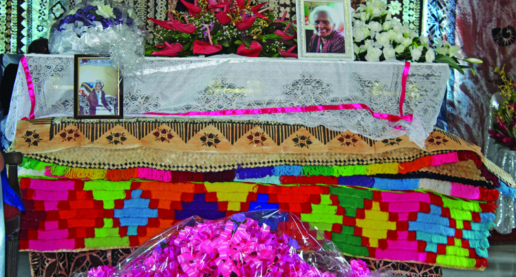 102-Year-Old Resident Laid To Rest