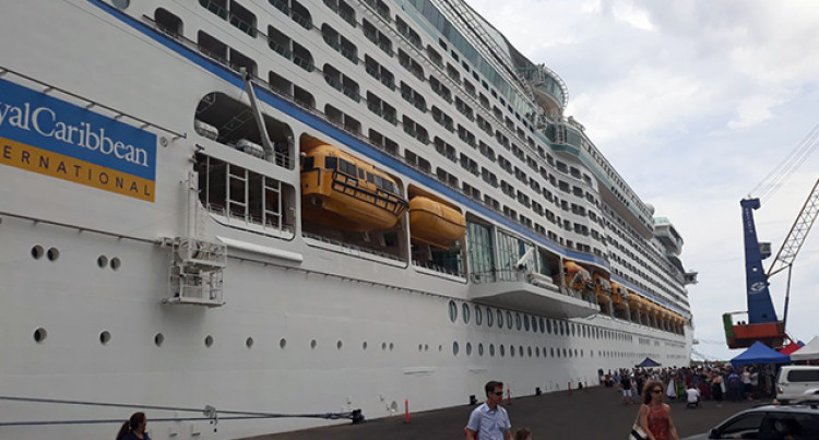 Adverse Weather Conditions Saw Cruise Liner Call In Early