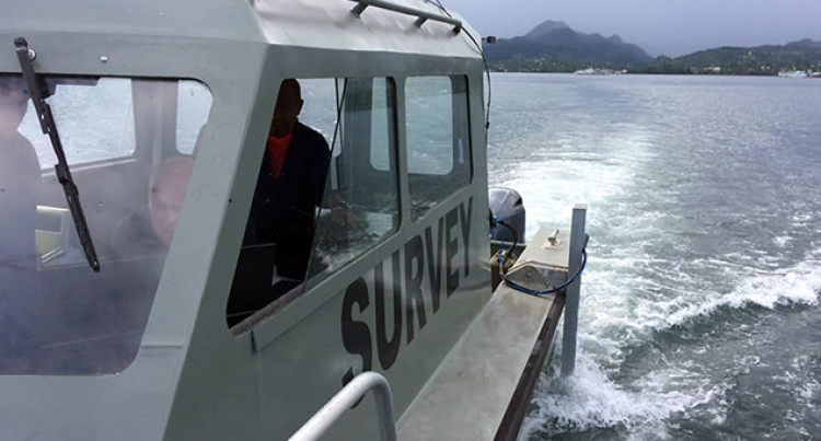 Ikavuka's Multibeam Equipment Enhances Navy Survey Works