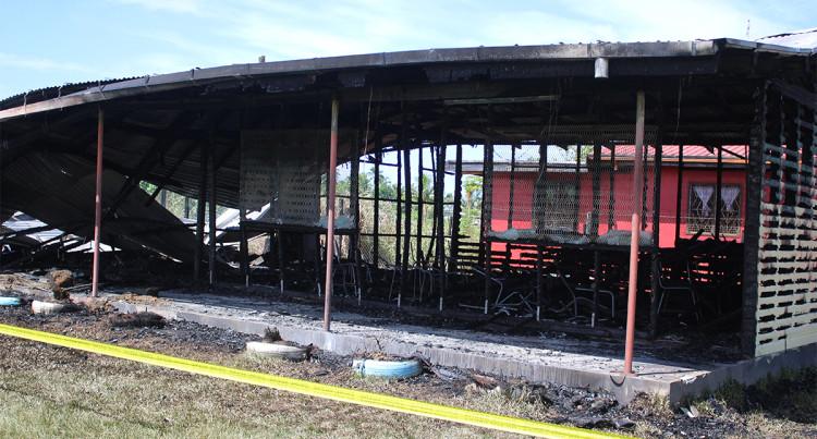 Board Members Talk Next Step: Vuci Methodist School Fire