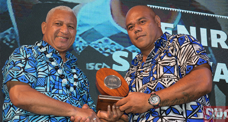 Award For My Old Man, Mum: Seruvakula