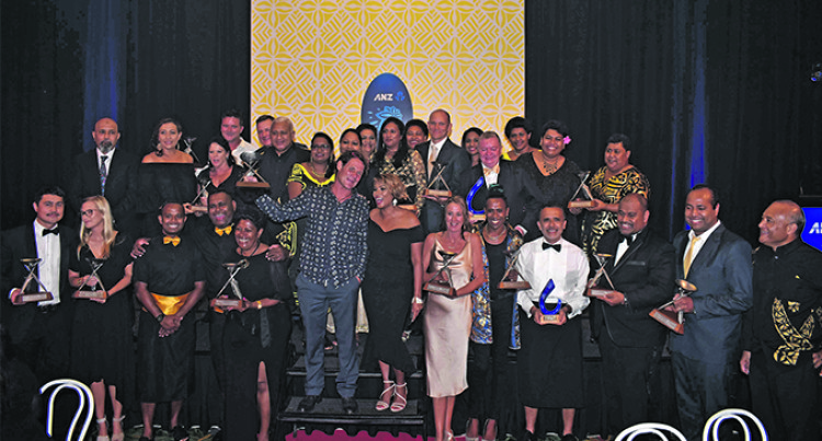 Event Opens In Style: ANZ Fiji Excellence In Tourism Awards
