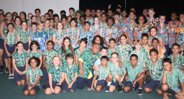 Prefect Induction 2019: International School Suva
