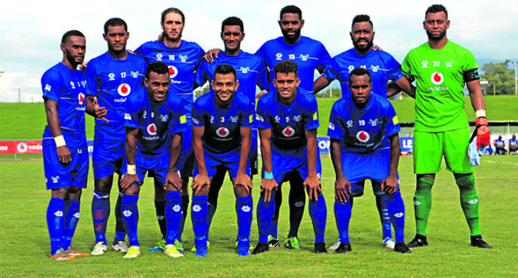 Vodafone Fiji FACT: Work Ethic Is Key Says Lautoka FC Coach Swamy